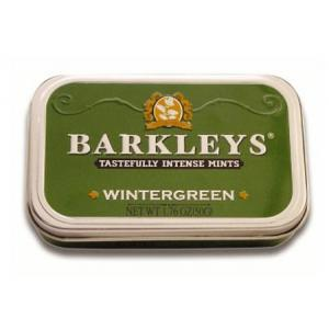Barkleys Mints – Wintergreen Tin 50g
